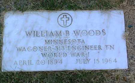 WOODS, WILLIAM  B. - Yavapai County, Arizona | WILLIAM  B. WOODS - Arizona Gravestone Photos