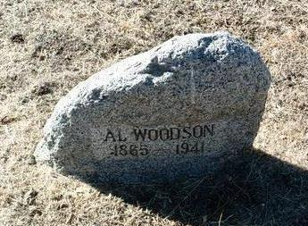 WOODSON, ALBERT W. (AL) - Yavapai County, Arizona | ALBERT W. (AL) WOODSON - Arizona Gravestone Photos