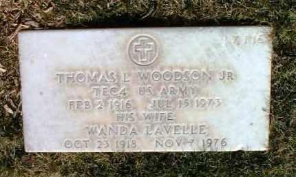 WOODSON, WANDA - Yavapai County, Arizona   WANDA WOODSON - Arizona Gravestone Photos