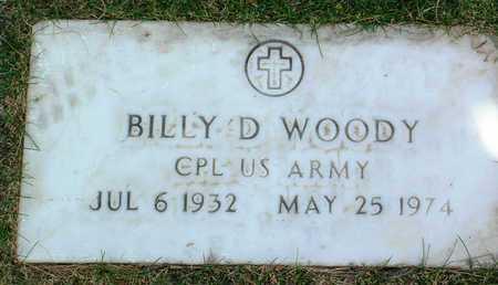 WOODY, BILLY DOYLE - Yavapai County, Arizona | BILLY DOYLE WOODY - Arizona Gravestone Photos