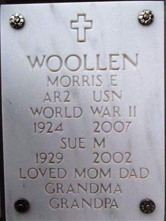 WOOLLEN, SUE MABEL - Yavapai County, Arizona | SUE MABEL WOOLLEN - Arizona Gravestone Photos