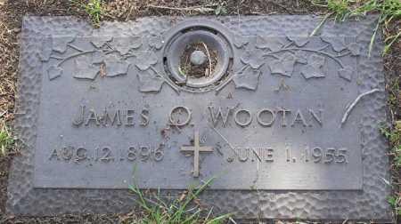 WOOTAN, JAMES OSBORN - Yavapai County, Arizona | JAMES OSBORN WOOTAN - Arizona Gravestone Photos