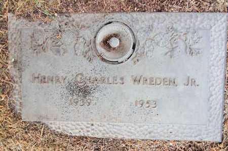 WREDEN, HENRY CHARLES - Yavapai County, Arizona | HENRY CHARLES WREDEN - Arizona Gravestone Photos