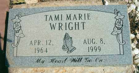 WRIGHT, TAMI MARIE - Yavapai County, Arizona | TAMI MARIE WRIGHT - Arizona Gravestone Photos