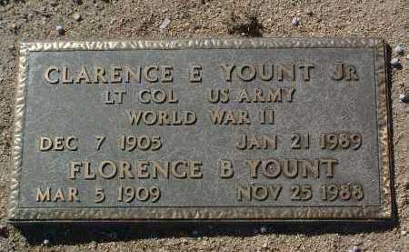 BROOKHART YOUNT, FLORENCE HEARNE - Yavapai County, Arizona | FLORENCE HEARNE BROOKHART YOUNT - Arizona Gravestone Photos
