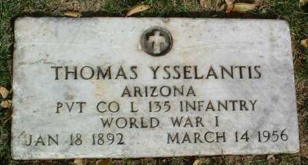 YSSELANTIS, THOMAS - Yavapai County, Arizona   THOMAS YSSELANTIS - Arizona Gravestone Photos