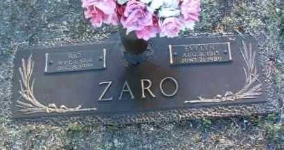ZARO, EVELYN D. - Yavapai County, Arizona | EVELYN D. ZARO - Arizona Gravestone Photos