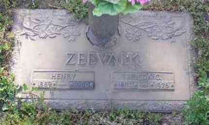 ZEEVALK, HENRY - Yavapai County, Arizona | HENRY ZEEVALK - Arizona Gravestone Photos