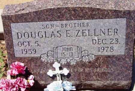 ZELLNER, DOUGLAS E. - Yavapai County, Arizona | DOUGLAS E. ZELLNER - Arizona Gravestone Photos