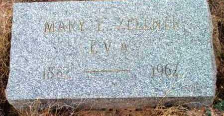 ZELLNER, MARY L. - Yavapai County, Arizona | MARY L. ZELLNER - Arizona Gravestone Photos