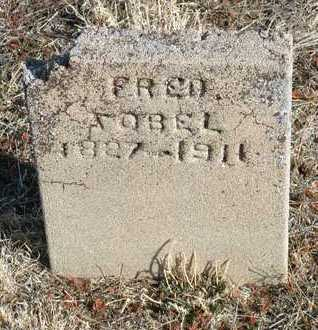 ZOBEL, FRED - Yavapai County, Arizona   FRED ZOBEL - Arizona Gravestone Photos