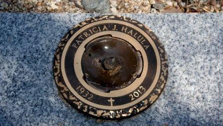 SHANLEY HALULA, PATRICIA J - Pima County, Arizona | PATRICIA J SHANLEY HALULA - Arizona Gravestone Photos