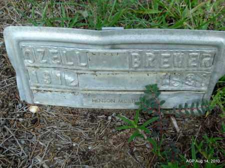 BREWER, OZELL - Cleveland County, Arkansas   OZELL BREWER - Arkansas Gravestone Photos