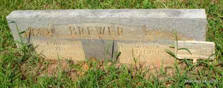 BREWER, VIRGINIA - Cleveland County, Arkansas   VIRGINIA BREWER - Arkansas Gravestone Photos
