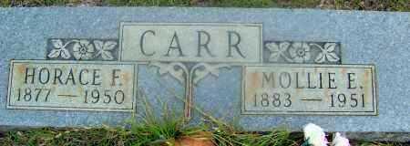 CARR, HORACE F - Cleveland County, Arkansas | HORACE F CARR - Arkansas Gravestone Photos