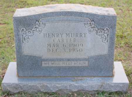CARTER, HENRY MURRY - Cleveland County, Arkansas | HENRY MURRY CARTER - Arkansas Gravestone Photos