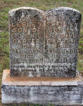 CARTER, IVAN LESLEY - Cleveland County, Arkansas   IVAN LESLEY CARTER - Arkansas Gravestone Photos