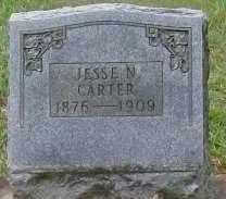 CARTER, JESSE NEVELS - Cleveland County, Arkansas | JESSE NEVELS CARTER - Arkansas Gravestone Photos