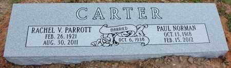 CARTER, RACHEL - Cleveland County, Arkansas | RACHEL CARTER - Arkansas Gravestone Photos