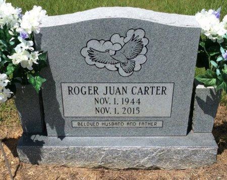 CARTER, ROGER JUAN - Cleveland County, Arkansas   ROGER JUAN CARTER - Arkansas Gravestone Photos