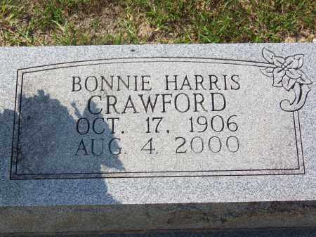 HARRIS CRAWFORD, BONNIE - Cleveland County, Arkansas | BONNIE HARRIS CRAWFORD - Arkansas Gravestone Photos