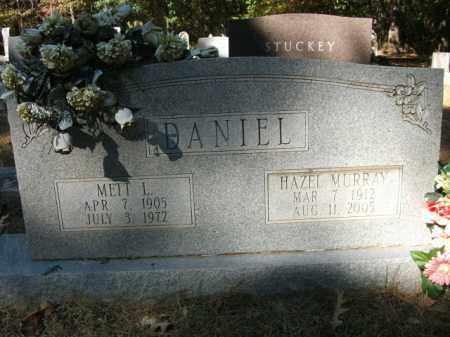 DANIEL, HAZEL - Cleveland County, Arkansas   HAZEL DANIEL - Arkansas Gravestone Photos