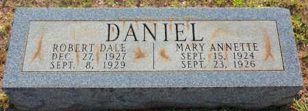 DANIEL, MARY ANNETTE - Cleveland County, Arkansas | MARY ANNETTE DANIEL - Arkansas Gravestone Photos