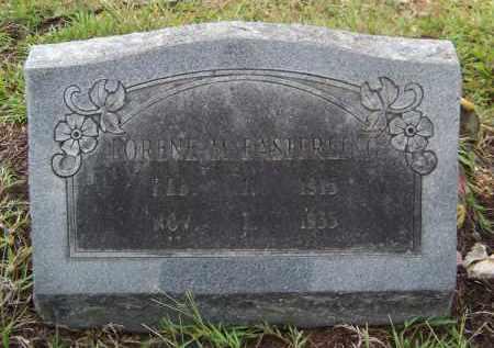 EASTERLING, LENA LORENE - Cleveland County, Arkansas | LENA LORENE EASTERLING - Arkansas Gravestone Photos
