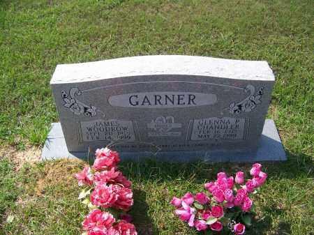 GARNER, GLENNA P - Cleveland County, Arkansas   GLENNA P GARNER - Arkansas Gravestone Photos