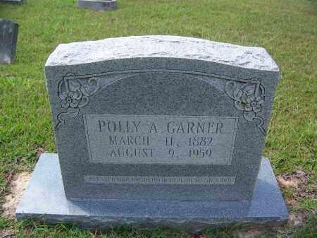 GARNER, POLLY - Cleveland County, Arkansas | POLLY GARNER - Arkansas Gravestone Photos