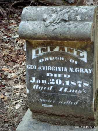 GRAY, INFANT DAUGHTER - Cleveland County, Arkansas | INFANT DAUGHTER GRAY - Arkansas Gravestone Photos