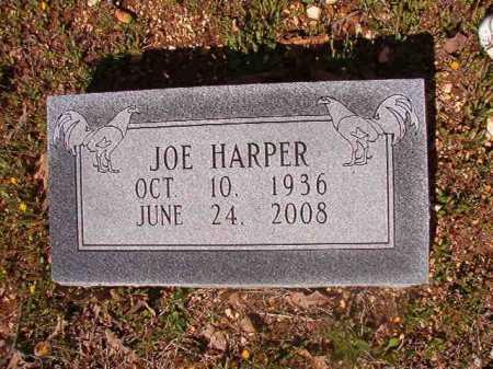 HARPER, JOE - Cleveland County, Arkansas | JOE HARPER - Arkansas Gravestone Photos