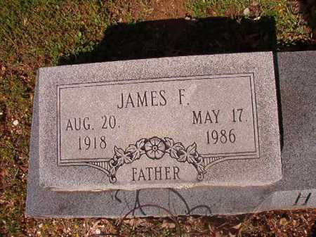 HARPER, JAMES F - Cleveland County, Arkansas | JAMES F HARPER - Arkansas Gravestone Photos