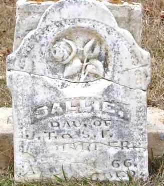 HARPER, SALLIE - Cleveland County, Arkansas   SALLIE HARPER - Arkansas Gravestone Photos