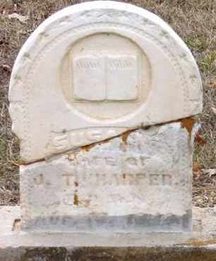 HARPER, SUSAN S - Cleveland County, Arkansas   SUSAN S HARPER - Arkansas Gravestone Photos
