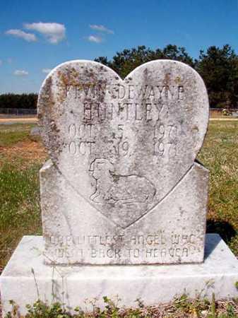 HUNTLEY, KEVIN DEWAYNE - Cleveland County, Arkansas   KEVIN DEWAYNE HUNTLEY - Arkansas Gravestone Photos