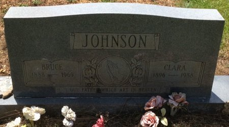 JOHNSON, BRUCE - Cleveland County, Arkansas | BRUCE JOHNSON - Arkansas Gravestone Photos