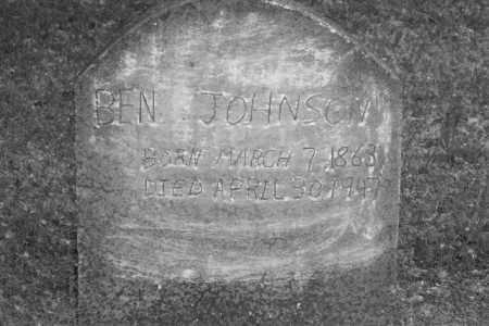 JOHNSON, BEN - Cleveland County, Arkansas   BEN JOHNSON - Arkansas Gravestone Photos