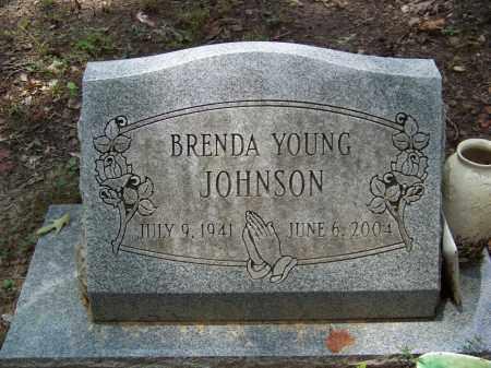 JOHNSON, BRENDA - Cleveland County, Arkansas   BRENDA JOHNSON - Arkansas Gravestone Photos