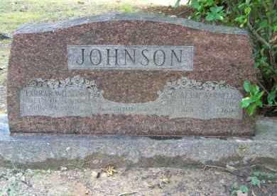 JOHNSON, FARRAR WILSON - Cleveland County, Arkansas | FARRAR WILSON JOHNSON - Arkansas Gravestone Photos