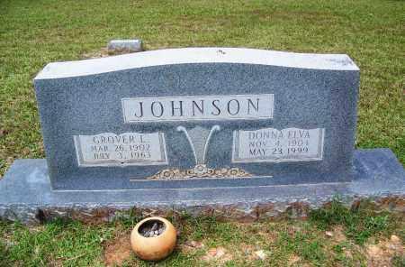 JOHNSON, GROVER L - Cleveland County, Arkansas | GROVER L JOHNSON - Arkansas Gravestone Photos
