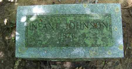 JOHNSON, INFANT - Cleveland County, Arkansas   INFANT JOHNSON - Arkansas Gravestone Photos