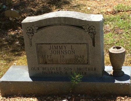 JOHNSON, JIMMY L - Cleveland County, Arkansas | JIMMY L JOHNSON - Arkansas Gravestone Photos