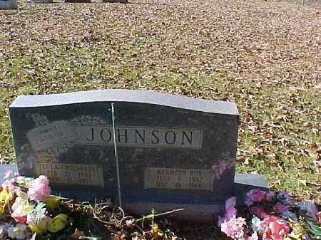 JOHNSON, LULA - Cleveland County, Arkansas | LULA JOHNSON - Arkansas Gravestone Photos