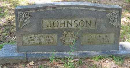 JOHNSON, NETTIE H - Cleveland County, Arkansas | NETTIE H JOHNSON - Arkansas Gravestone Photos