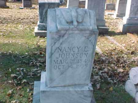 JOHNSON, NANCY EMILY - Cleveland County, Arkansas | NANCY EMILY JOHNSON - Arkansas Gravestone Photos