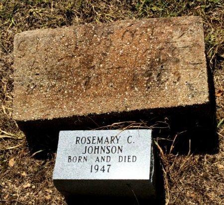 JOHNSON, ROSEMARY C. - Cleveland County, Arkansas | ROSEMARY C. JOHNSON - Arkansas Gravestone Photos