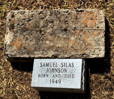 JOHNSON, SAMUEL SILAS - Cleveland County, Arkansas | SAMUEL SILAS JOHNSON - Arkansas Gravestone Photos