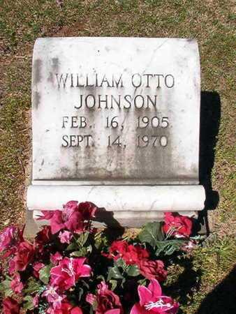 JOHNSON, WILLIAM OTTO - Cleveland County, Arkansas | WILLIAM OTTO JOHNSON - Arkansas Gravestone Photos