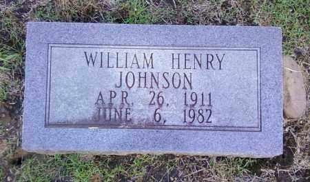 JOHNSON, WILLIAM HENRY - Cleveland County, Arkansas   WILLIAM HENRY JOHNSON - Arkansas Gravestone Photos